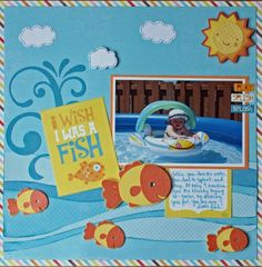 I+wish+I+was+a+fish+MAY+CRICUT+MAGAZINE - Scrapbook.com