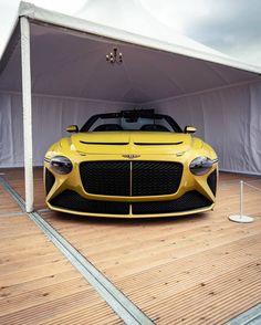 Bentley Car, My Dream Car, Dream Cars, Rich Cars, New Luxury Cars, Bentley Continental Gt, Custom Cars, Super Cars, Cars