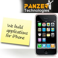 We offer a wide range of custom iPhone app development services.