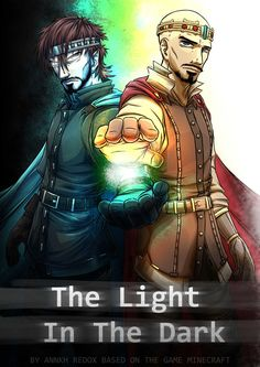 The Light In The Dark-Cover by Annkh-Redox