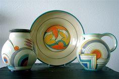 Drie keer velsen aardewerk