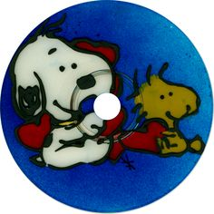 Snoopy y Woodstock bebes