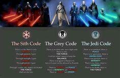 Dropbox The Grey Jedi Code.jpg - Star Wars Vader - Ideas of Star Wars Vader - Dropbox The Grey Jedi Code. Star Wars Jedi, Star Trek, Star Wars Saga, Nave Star Wars, Starwars, Star Wars Comics, Heros Disney, Images Star Wars, Jedi Sith