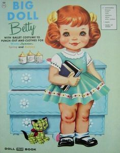 Paper Dolls~Betty - Bonnie Jones - Picasa Web Albums