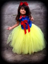 how to make snow white tulle dress - Google Search