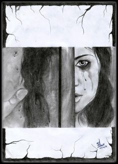 dark aside with you - Sketching by Jishnu Sreedharan at touchtalent