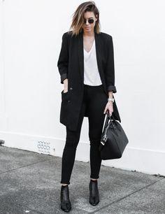 kaitlyn-ham-blazer-preto-look-street-style