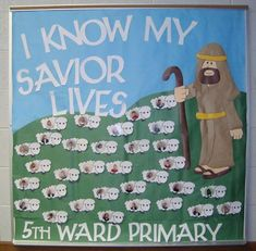 2014 Primary Birthday Ideas | 2010 Primary Bulletin Board Ideas
