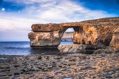 Azure Window - Gozo | #stock #photography #gettyimages #print #travel |