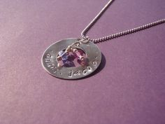 Circle of Blessings Necklace on Etsy, $45.99