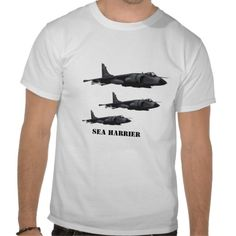Sea Harrier Tee Shirt