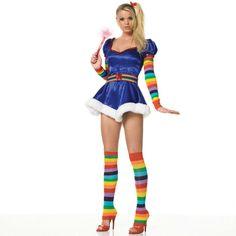 Starburst Girl Adult Costume$49.99  sc 1 st  Pinterest & Adult Naughty Nerd Costume - Party City | Costume ideas | Pinterest ...