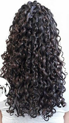 Loose Deep Wave Lace Wig Natural Color Long Jerry Curly Lace Front Wigs High Quality Soft, shiny, silky and well-groomed hair is our dream. However, due to our research for hair care, the main subject of t. Long Curly Hair, Wavy Hair, Curly Hair Styles, Natural Hair Styles, Perms For Long Hair, Curly Perm, 4b Hair, Short Hair, Permed Hairstyles