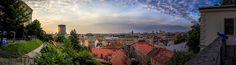 Sunrise in Zagreb by Dario Vuksanović on 500px