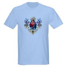 Sacred Heart of Jesus Light T-Shirt