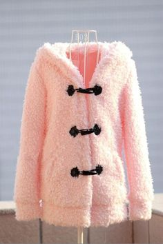 Cute Pink Bunny Ears Hoodie with a TAILD Dont MISS It par YJstudio, Fluffyyyyy