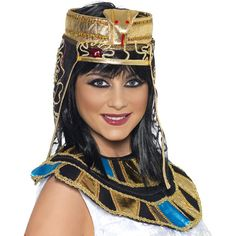 Egyptian Headpiece with Snake Design 37084 £4.99