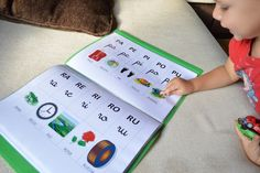 Silabario para descargar - Elenarte Abc Activities, Spanish Activities, Teaching Spanish, Reading Activities, Kindergarten Activities, Teaching Kids, Kids Learning, Primary Education, Education English