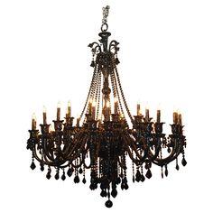 modern black chandeliers for living room beautiful home - tifbox