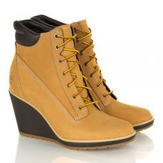 timberland boots for women wedge heels