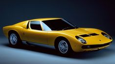 I see your 1969 Holden Hurricane and raise you a 1966 Lamborghini Miura. Lamborghini Miura, Best Lamborghini, Lamborghini Models, Exotic Sports Cars, Exotic Cars, Holden Hurricane, Car For Teens, Koh Tao, Sport Cars