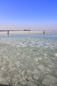 Laguna di Venezia ghiacciata: le foto più belleDiarioInViaggio