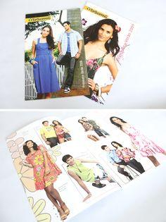 Catálogo do Top Shopping.   Objetivo: divulgar a coleção primavera/verão dos lojistas do shopping.