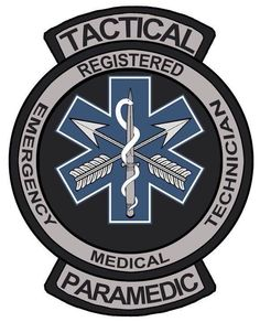 I would love to be a tacmedic one day!