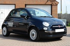 Fiat 500 TwinAir Lounge Dualogic. My father had died, my Italian mother died three years later. She left me enough to buy this car which I bought new for £14,995. Took 10 weeks to make, same as a DFS sofa half price!! ... but the car, although reliable, developed gear box problems out of warranty. DON'T BUY A ROBOTIC GEARBOX FIAT. PERIOD. It nearly killed me, my partner and her dog. She helped me get out of this death trap. ...