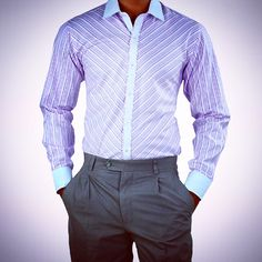 Gorgeous details on this perfect fit. Custom made shirts that you can design yourself. Imagine the perfect fit!
