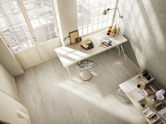 Concept Surfaces series: Inedito  installed color: W (White)
