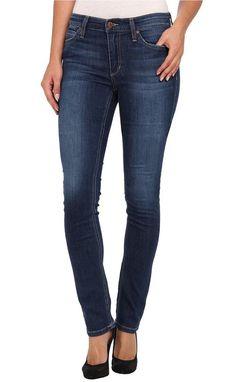 JOE'S JEANS Mid Rise Slim Ankle Skinny Denim Jeans Blue Lindz 26 $178 90 #JoesJeans #SlimSkinny