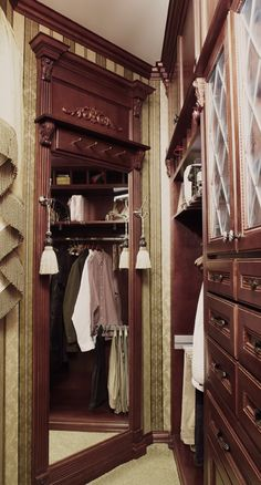Wellborn Cabinets for your closets!