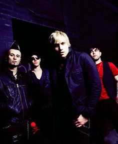 Day 9: A picture of a band you'd have sex with - My Darkest Days