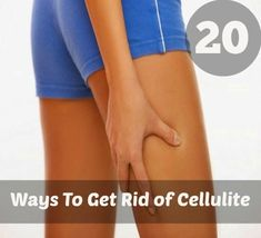 How To Get Rid Of Cellulite | Medi Tricks