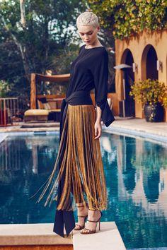 Haney Fall 2016 Ready-to-Wear Fashion Show