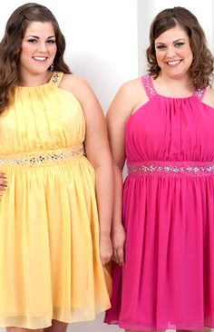 Plus size Bridesmaid dress Brilliant  Beaded evenimg dresses plait  knee length-in Bridesmaid Dresses from Apparel  Accessories on Aliexpress.com $73.00