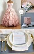 pink and silver wedding themes - Google Search