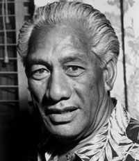 Duke Kahanamoku was an Olympic gold medalist and 'Father of Surfing'