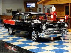 ◆1957 Chevy 150 2-Door Sedan◆
