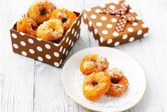 Lassi, Doughnut, Desserts, Food, Tailgate Desserts, Deserts, Essen, Dessert, Yemek