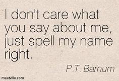 P. T. Barnum Business Person | 11 P.T. Barnum Quotes to Inspire #StartUps & Entrepreneurs
