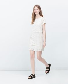 Look 5 - White - TRENDS | ZARA France