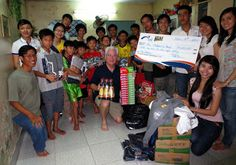 Delivering Contributions to Children's House District 8 – Saigon, Viet Nam | Paul McAfee's Personal Blog