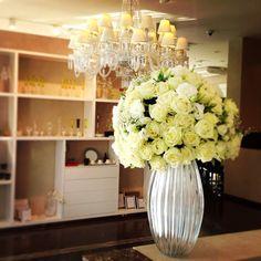 Fendi casa-murano vase