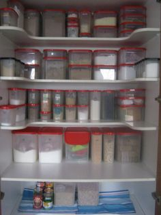 Ask me how to make your Pantry look like this!