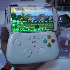 Samsung Galaxy S4 Game Pad