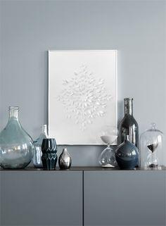 Paper caleidoscope Plakat i gruppen Plakater / Kunstmotiv hos Desenio AB (2213)