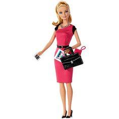 #walmart Barbie Entrepreneur Doll - $8 (save 38%) #barbieentrepreneurdoll #unbranded #toys