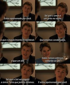 Super quotes movie the fault in our stars john green ideas L Quotes, Super Quotes, Movie Quotes, Book Quotes, Insurgent Quotes, Divergent Quotes, Tfios, Fault In The Stars, Rap